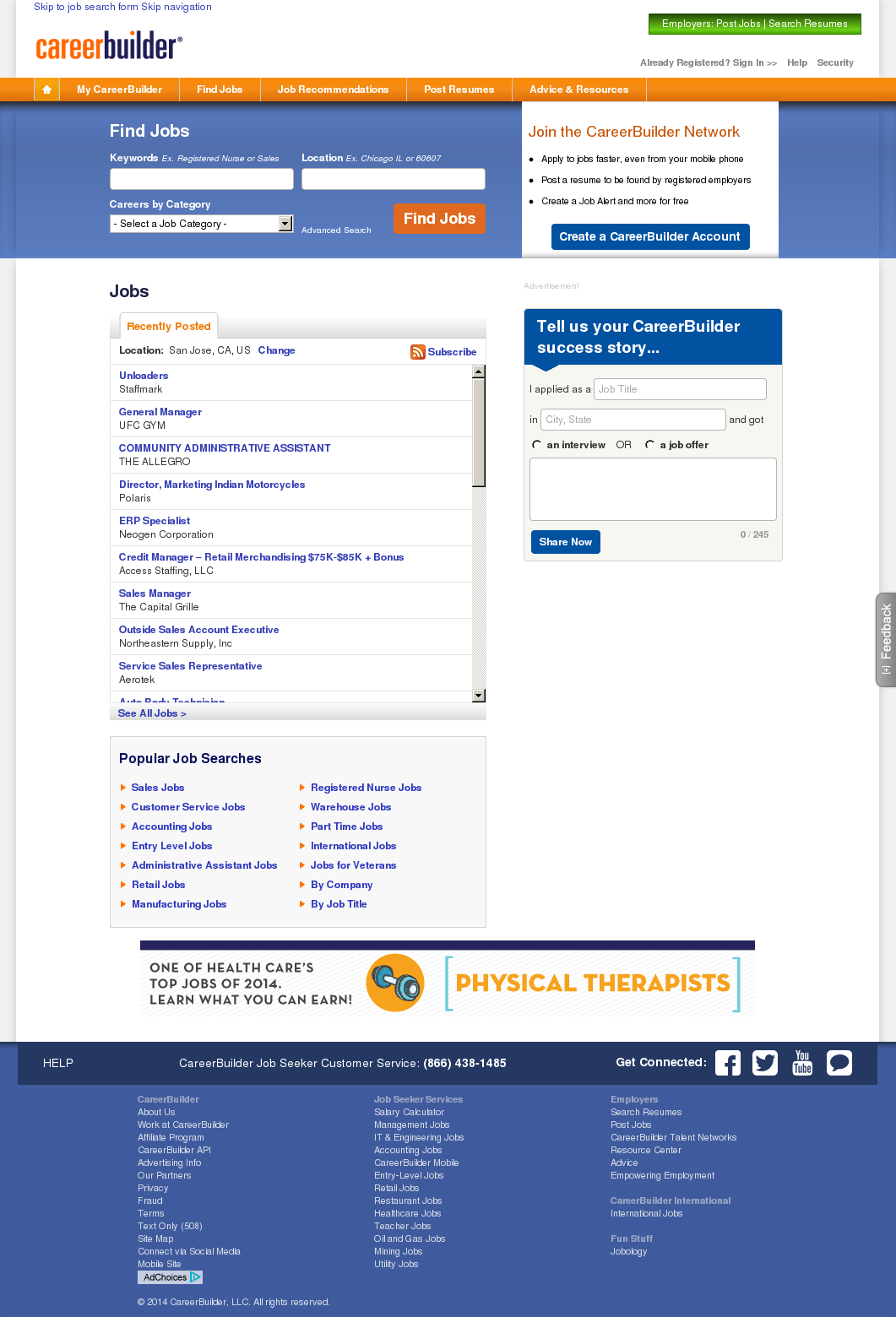 Careerbuilder Competitors Revenue And Employees Owler Company Profile