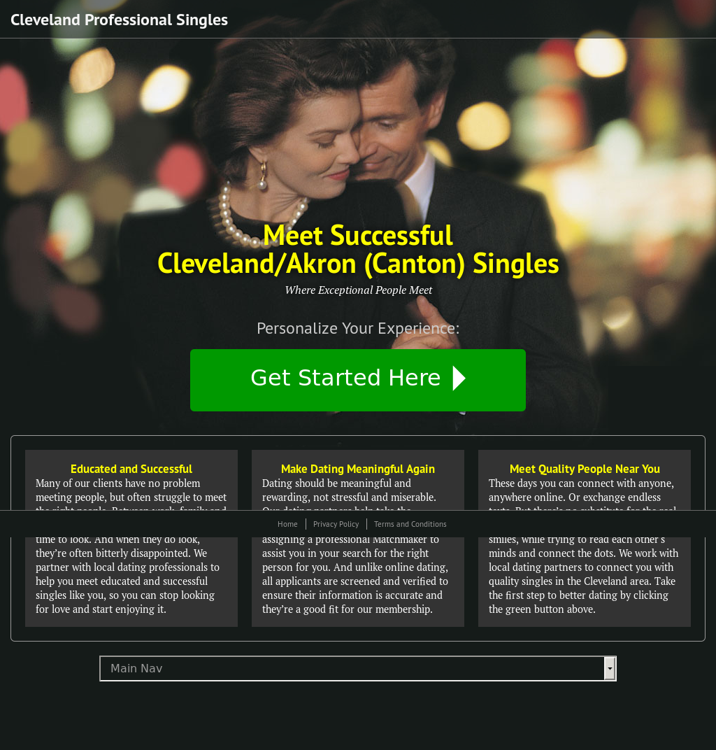 Cleveland online dating