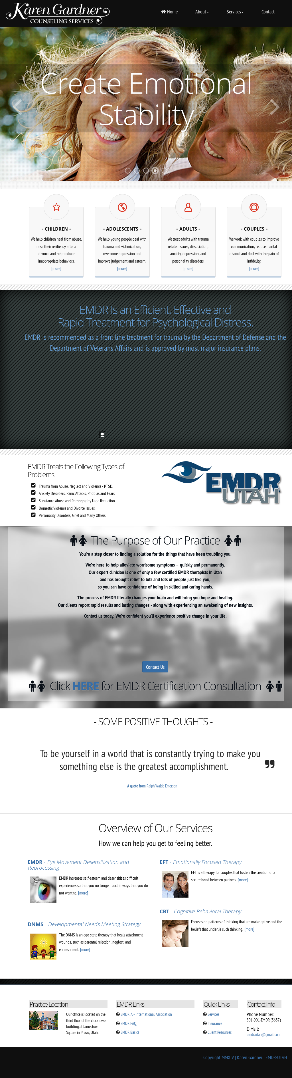 Emdr Utah Competitors Revenue And Employees Owler Company Profile