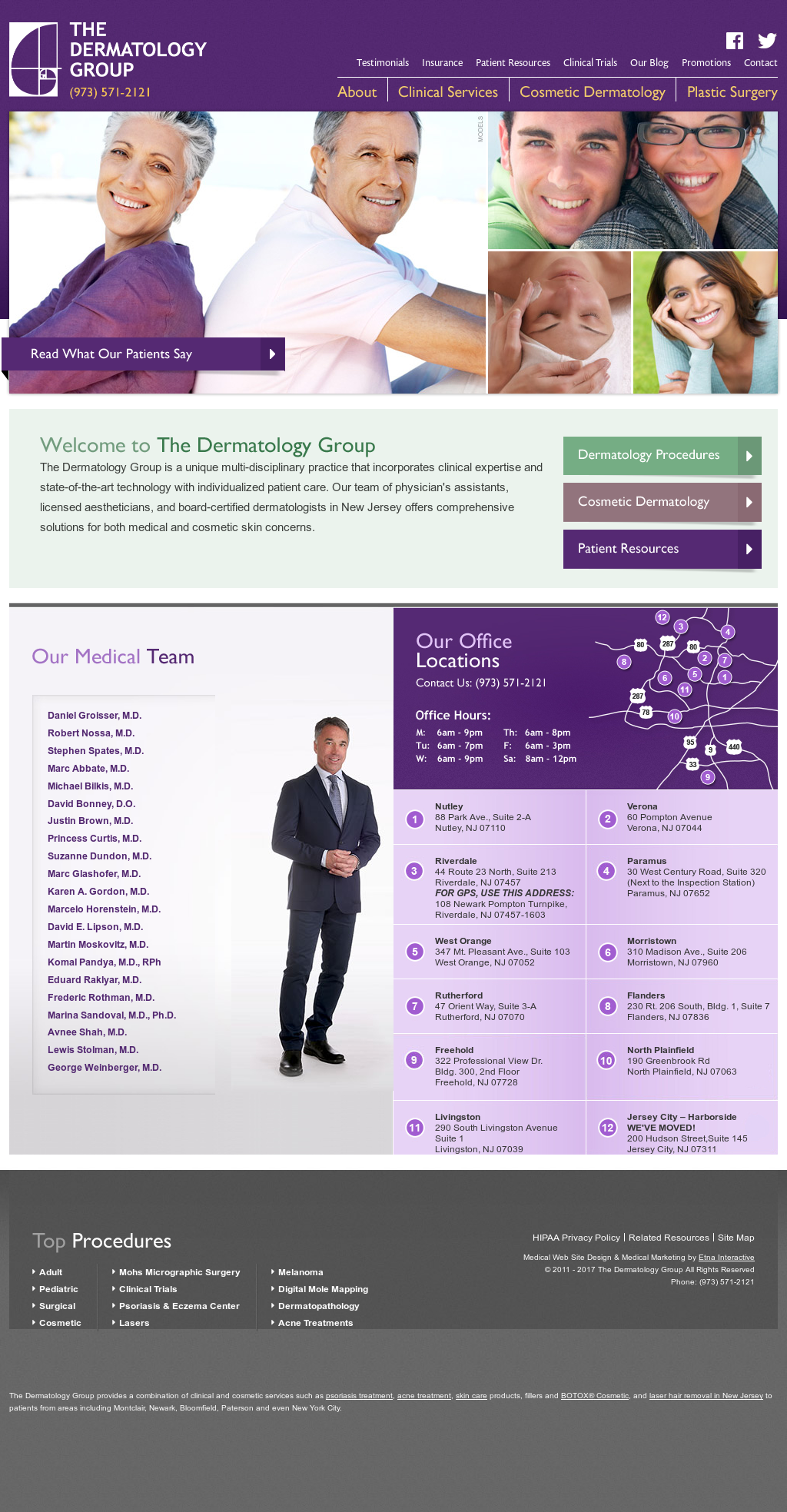 Thedermatologygroup Competitors, Revenue and Employees - Owler
