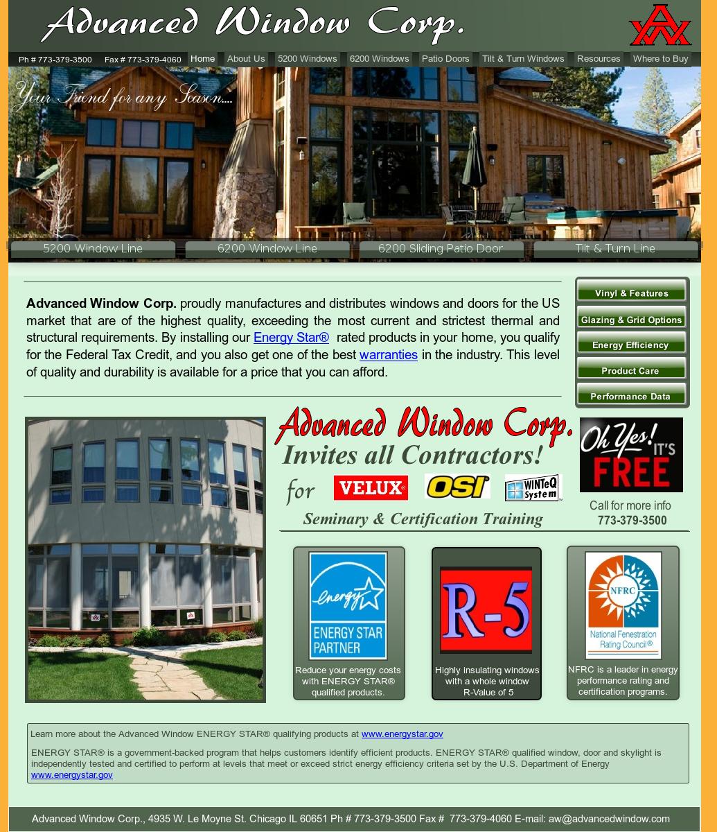 advanced windows chicago corp advancedwindow competitors revenue and employees owler company profile