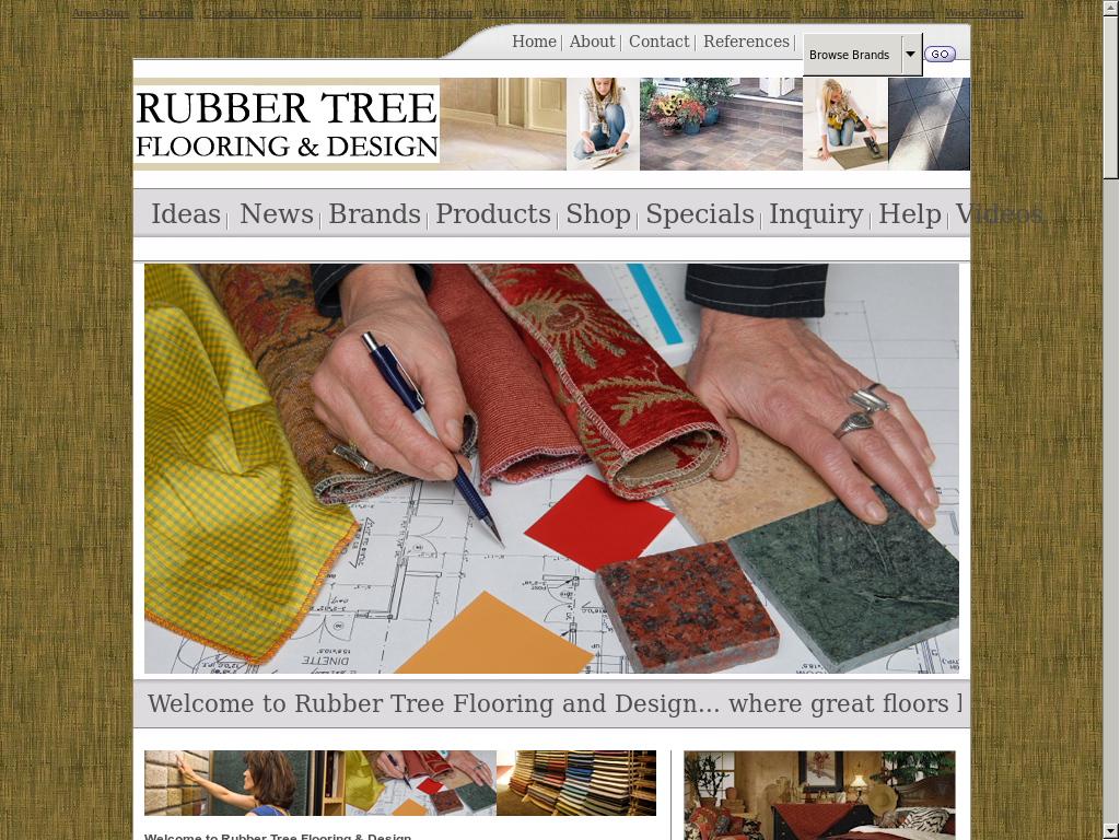 Rubber Tree Flooring Compeors Revenue And Employees Owler Company Profile