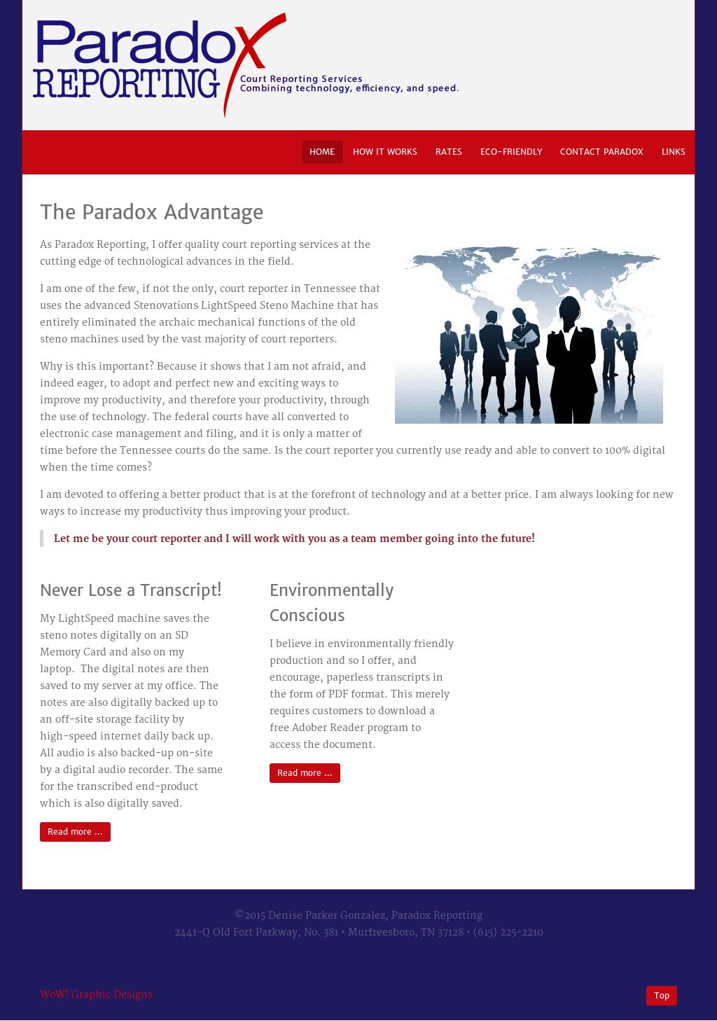Denise Parker Gonzalez Competitors, Revenue and Employees
