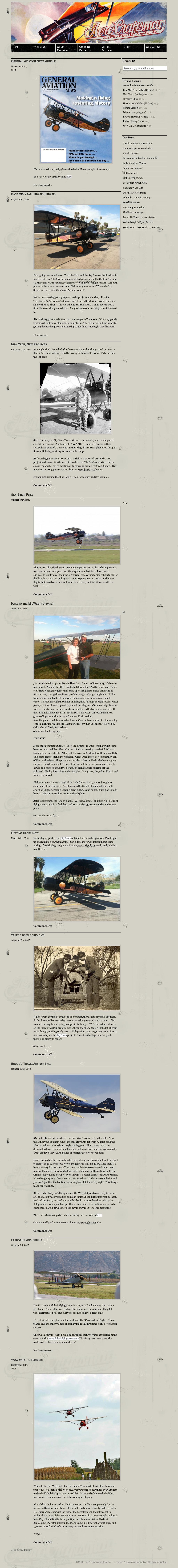 Aerocraftsman Competitors, Revenue and Employees - Owler