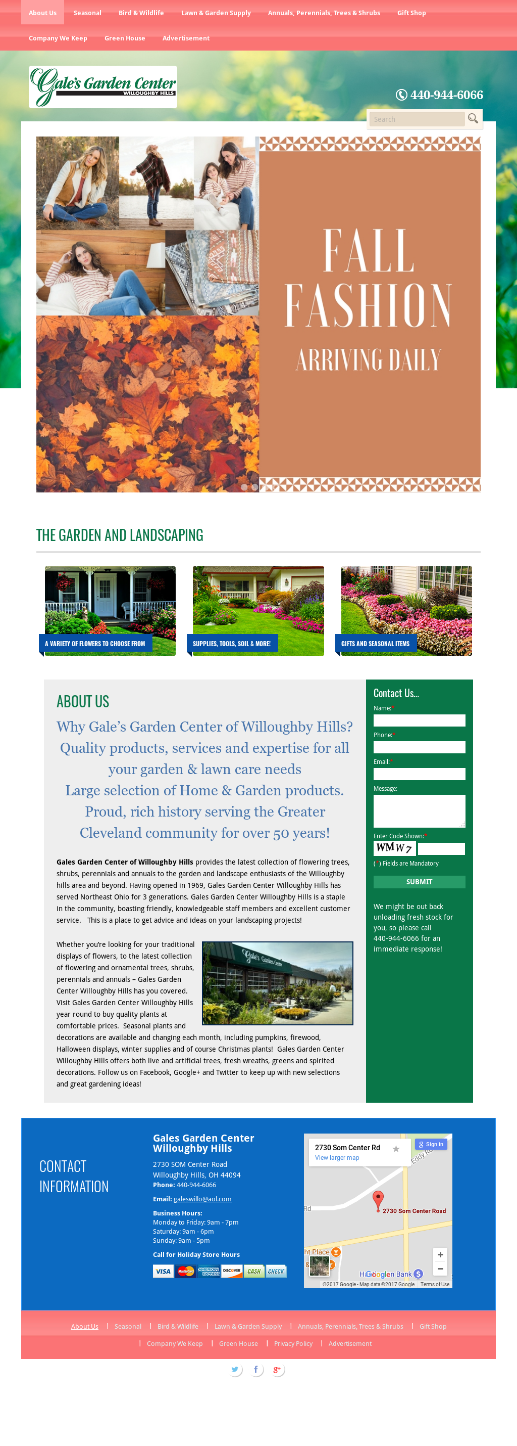 Gales Garden Center Willough Competitors Revenue And Employees Owler Company Profile