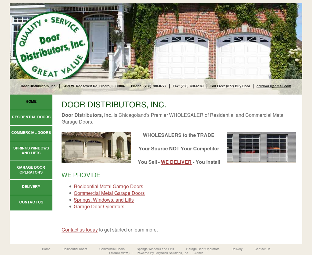 Ddidoors Competitors Revenue And Employees Owler Company Profile