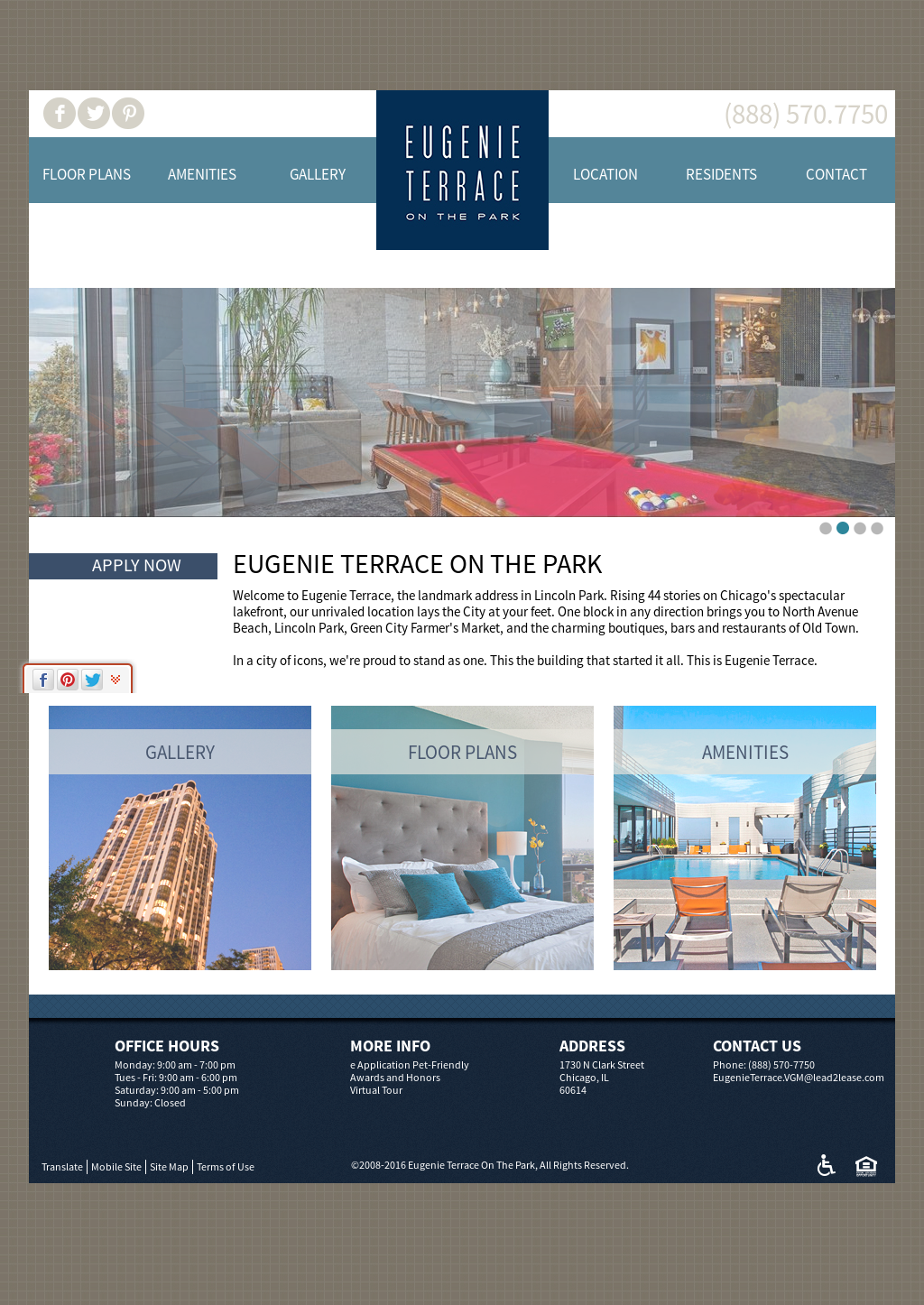terrace park dating site See all available apartments for rent at central park terrace in denver, co central park terrace has rental units ranging from 450-620 sq ft.