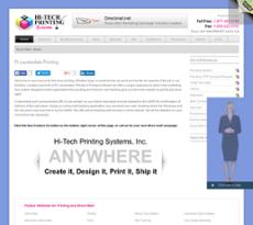 Hi tech printing systems company profile owler for 3411 ne 6th terrace pompano beach fl 33064