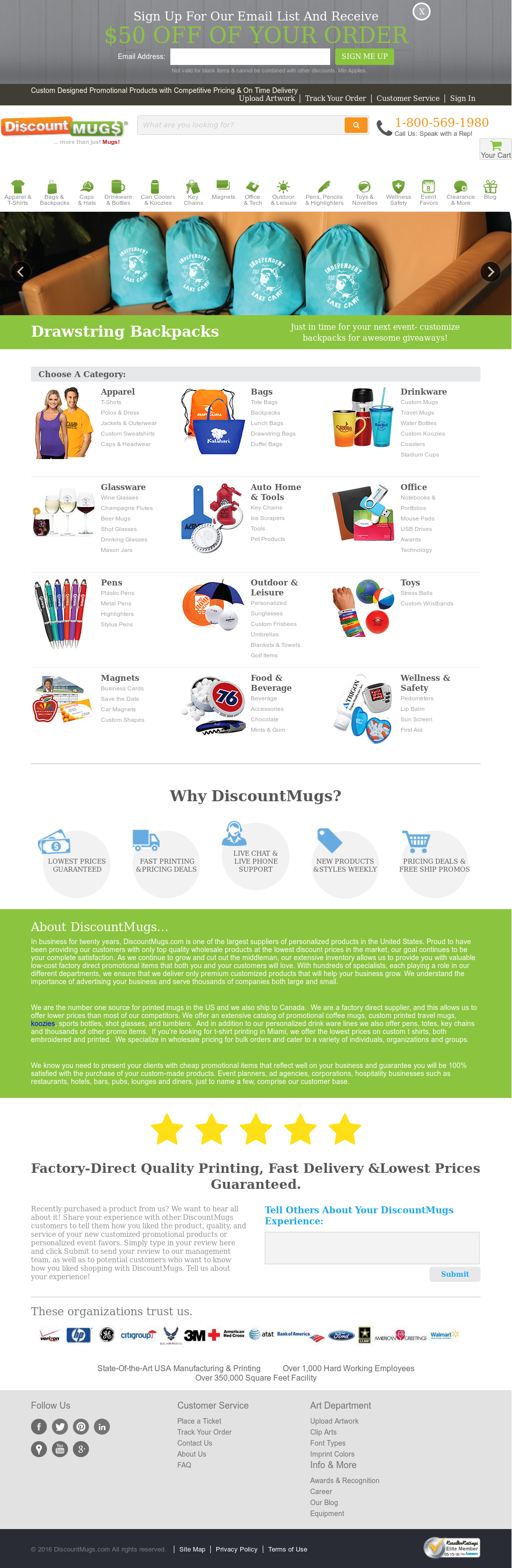 DiscountMugs Competitors, Revenue and Employees - Owler
