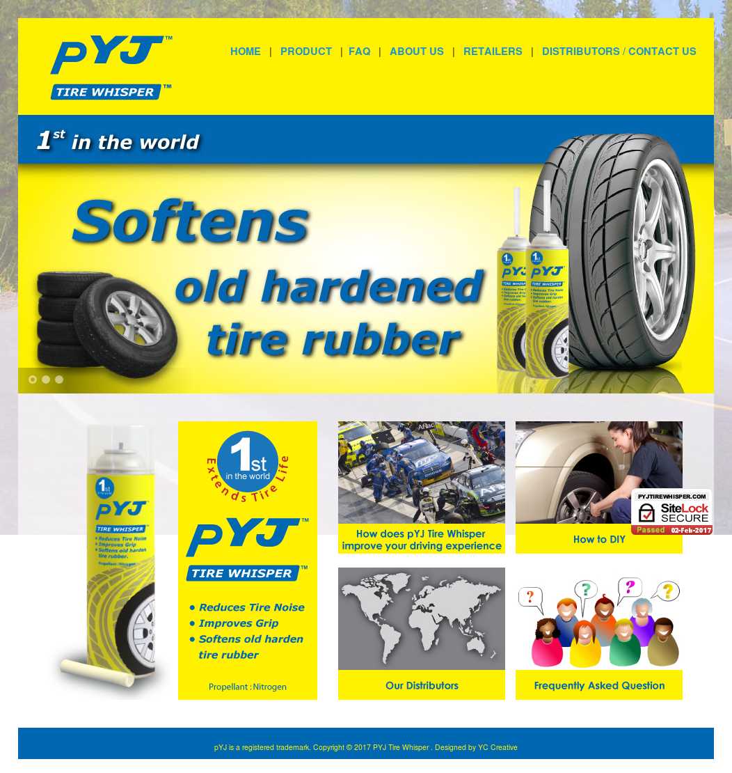 Pyj Tire Whisper Competitors, Revenue and Employees - Owler