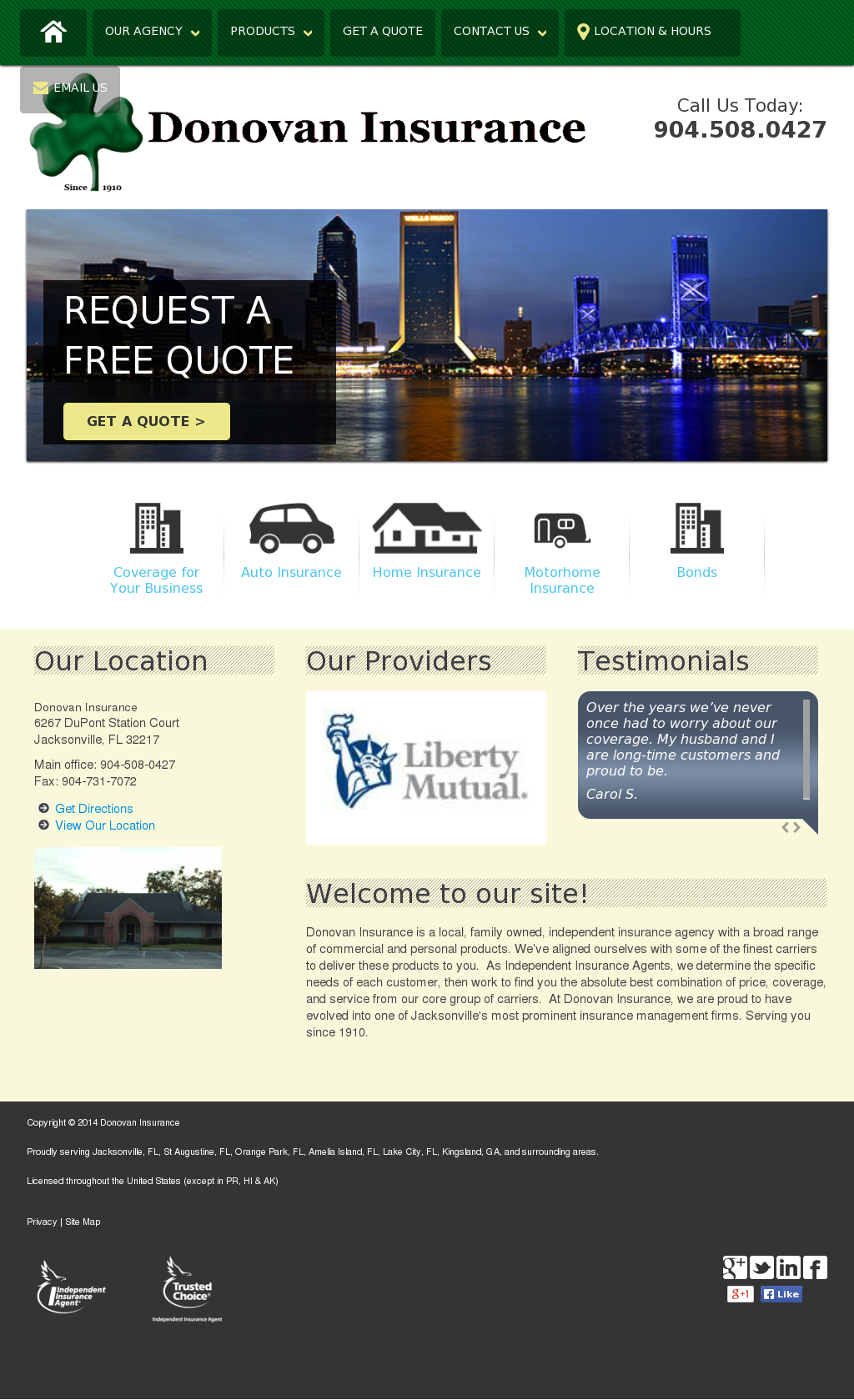 Donovan Insurance Competitors, Revenue and Employees - Owler Company ...