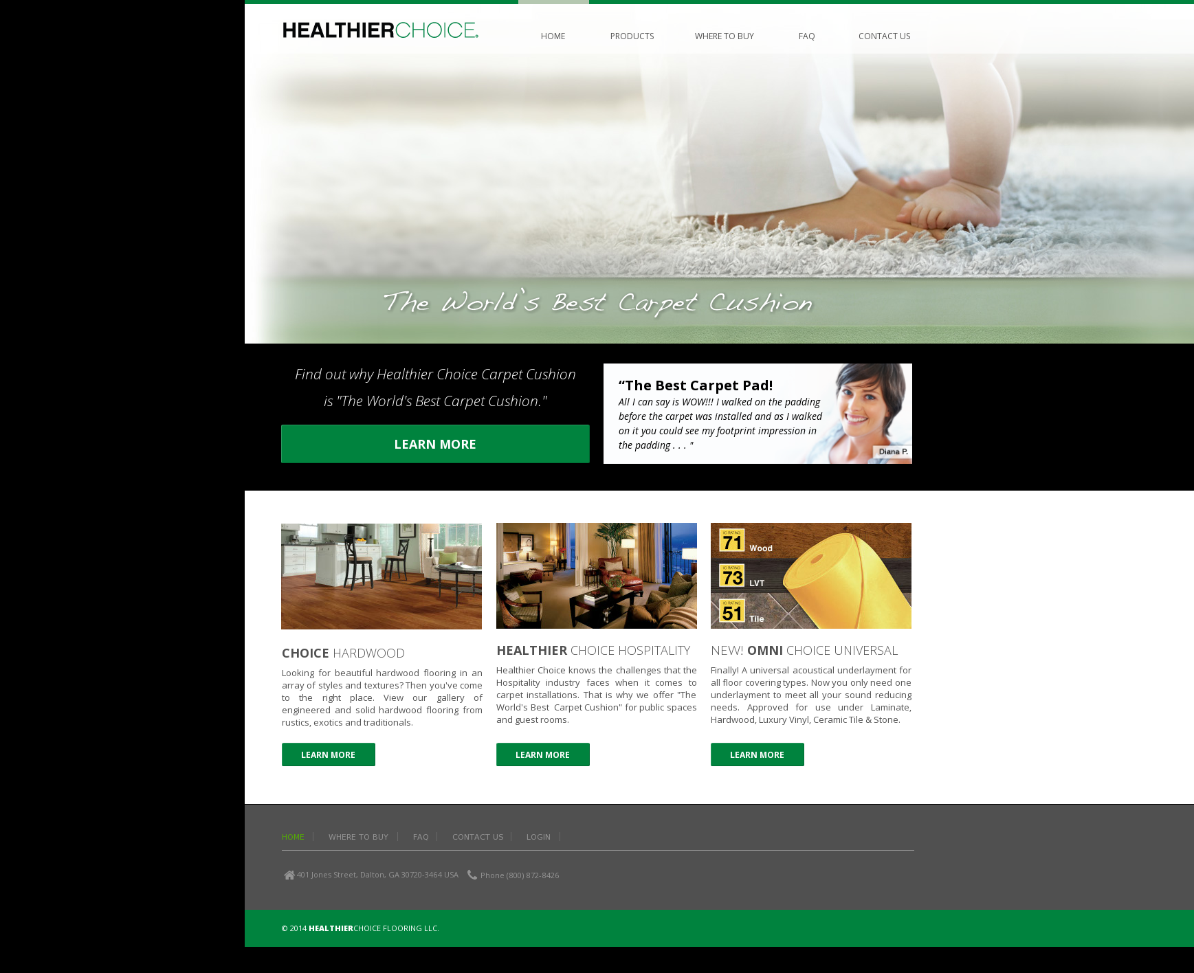 Healthier Choice Flooring Competitors, Revenue and Employees - Owler Company Profile