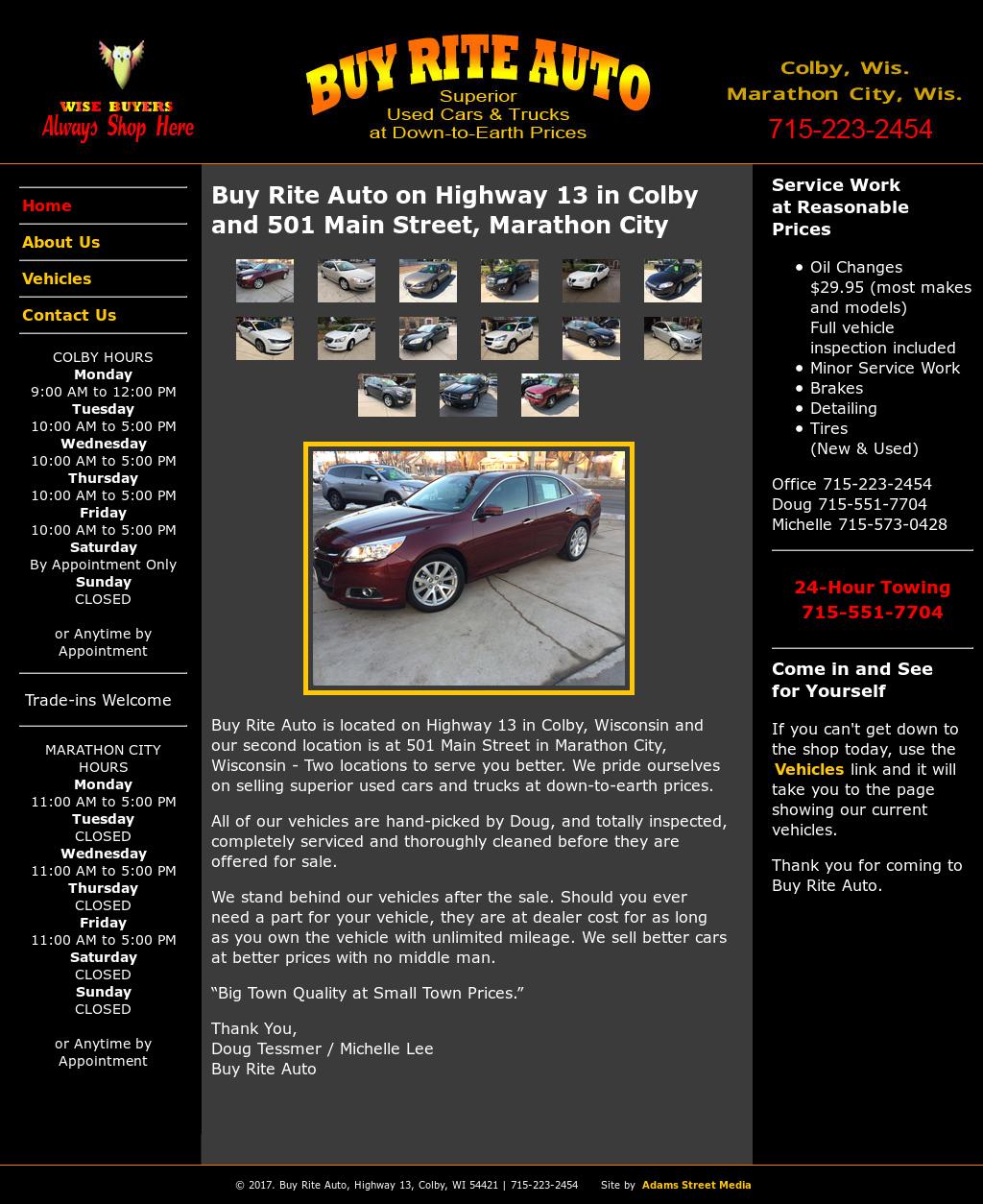 Buy Rite Auto >> Buy Rite Auto Competitors Revenue And Employees Owler