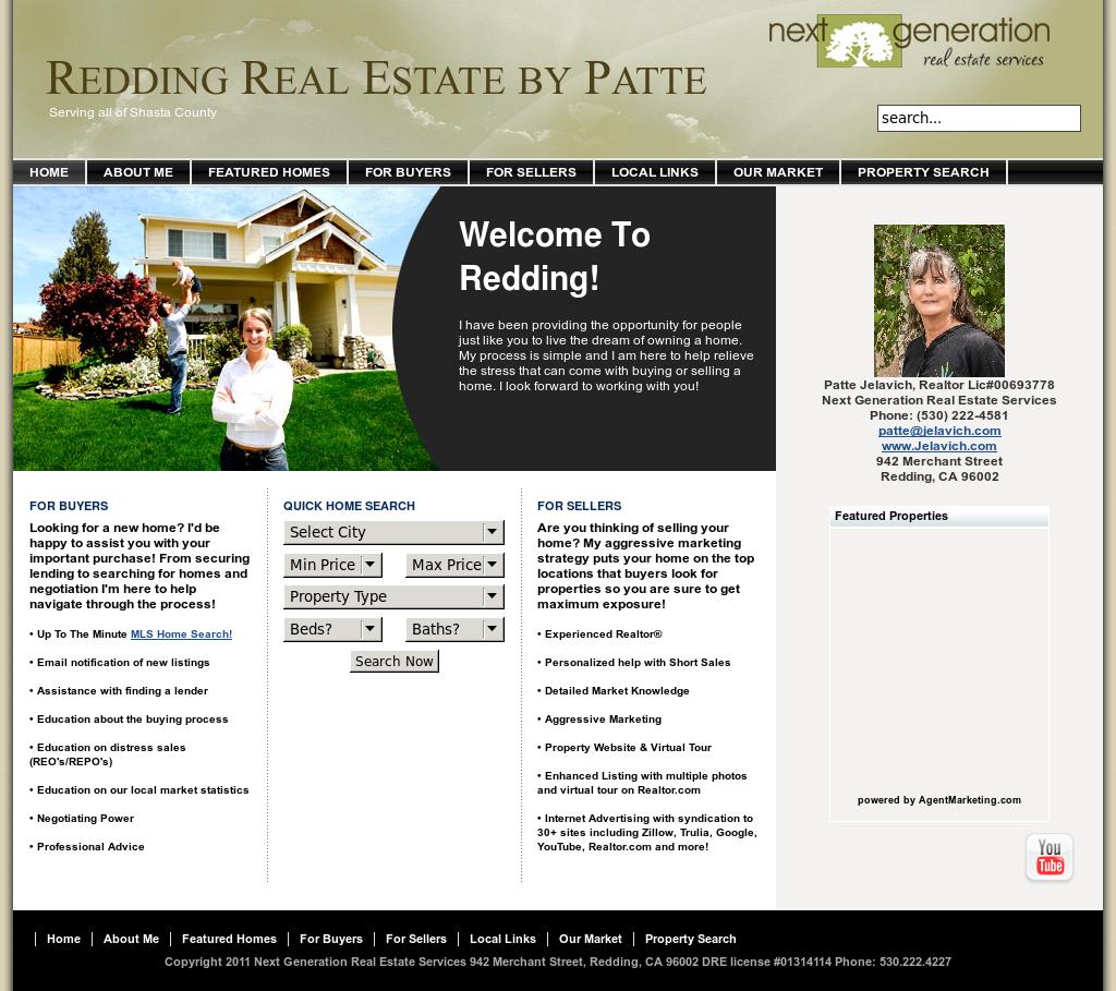 Next Generation Real Estate Services - Patte Jelavich
