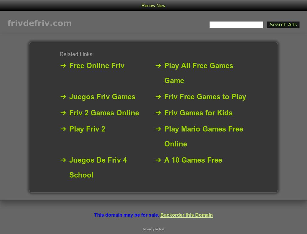 Friv De Friv Competitors Revenue And Employees Owler Company Profile