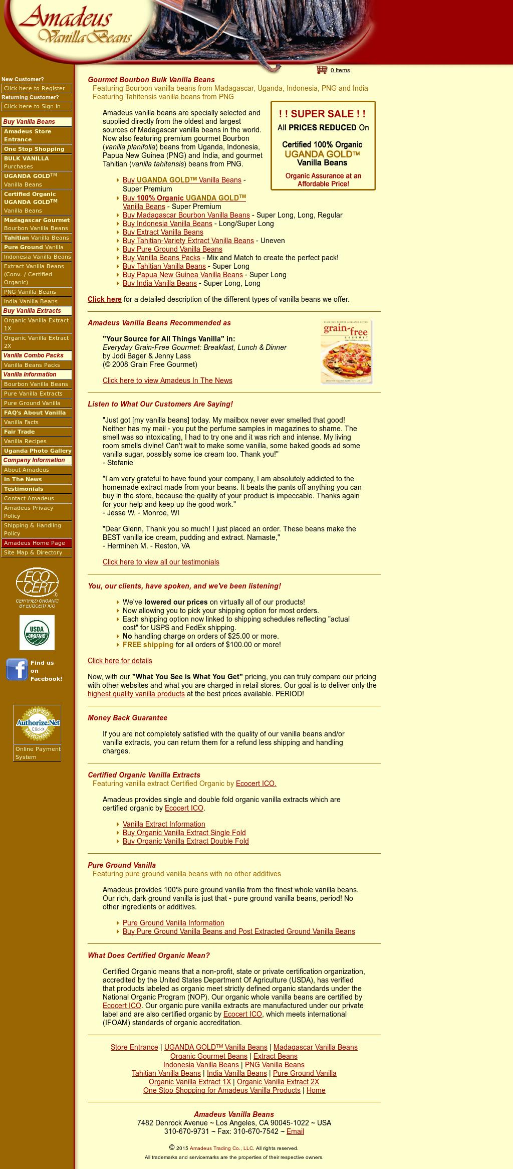 Amadeus Vanilla Beans Competitors, Revenue and Employees - Owler