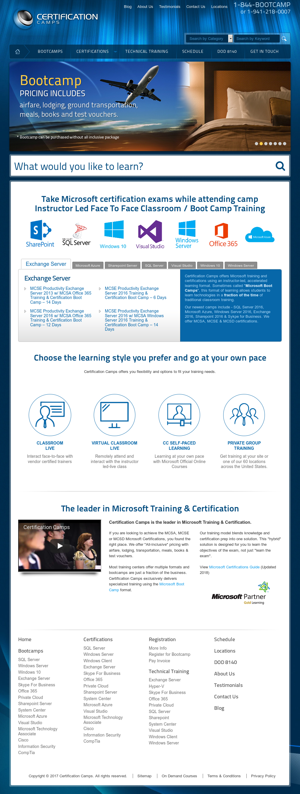 Certification Camps Competitors Revenue And Employees Owler