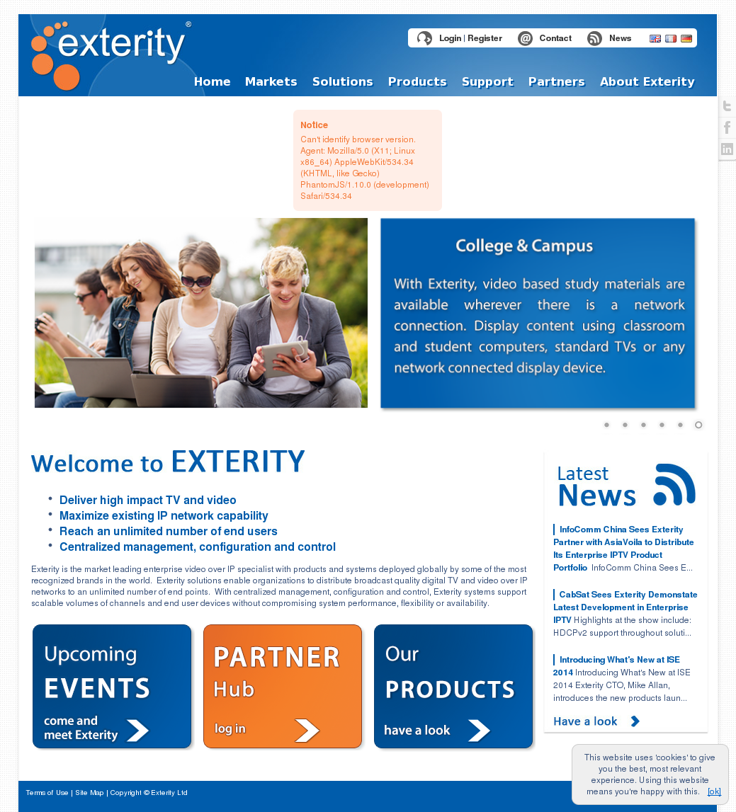 Exterity Competitors, Revenue and Employees - Owler Company Profile