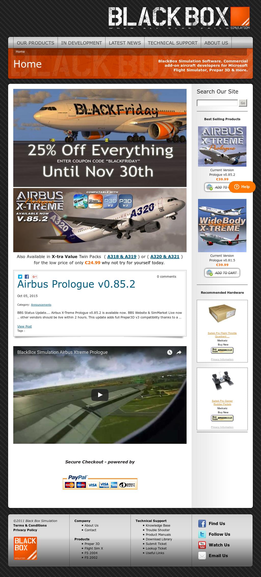 Owler Reports - Black Box Simulation Blog Airbus Prologue v0