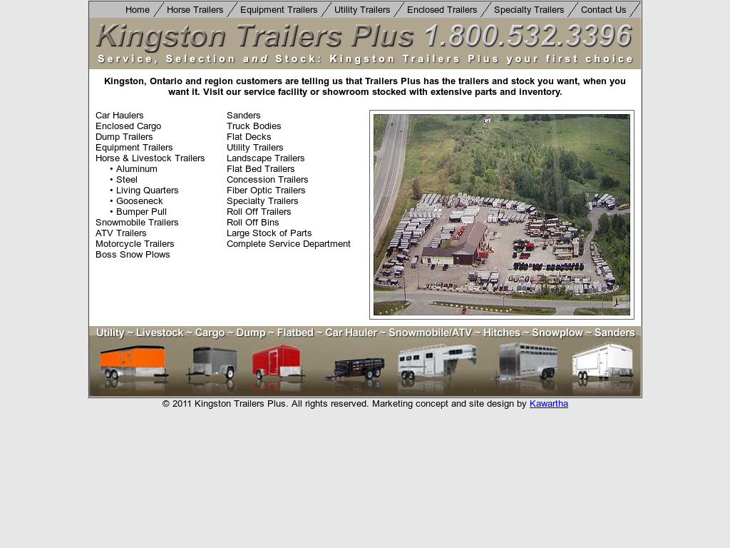 Trailers Plus Peterborough >> Kingston Trailers Plus Competitors Revenue And Employees