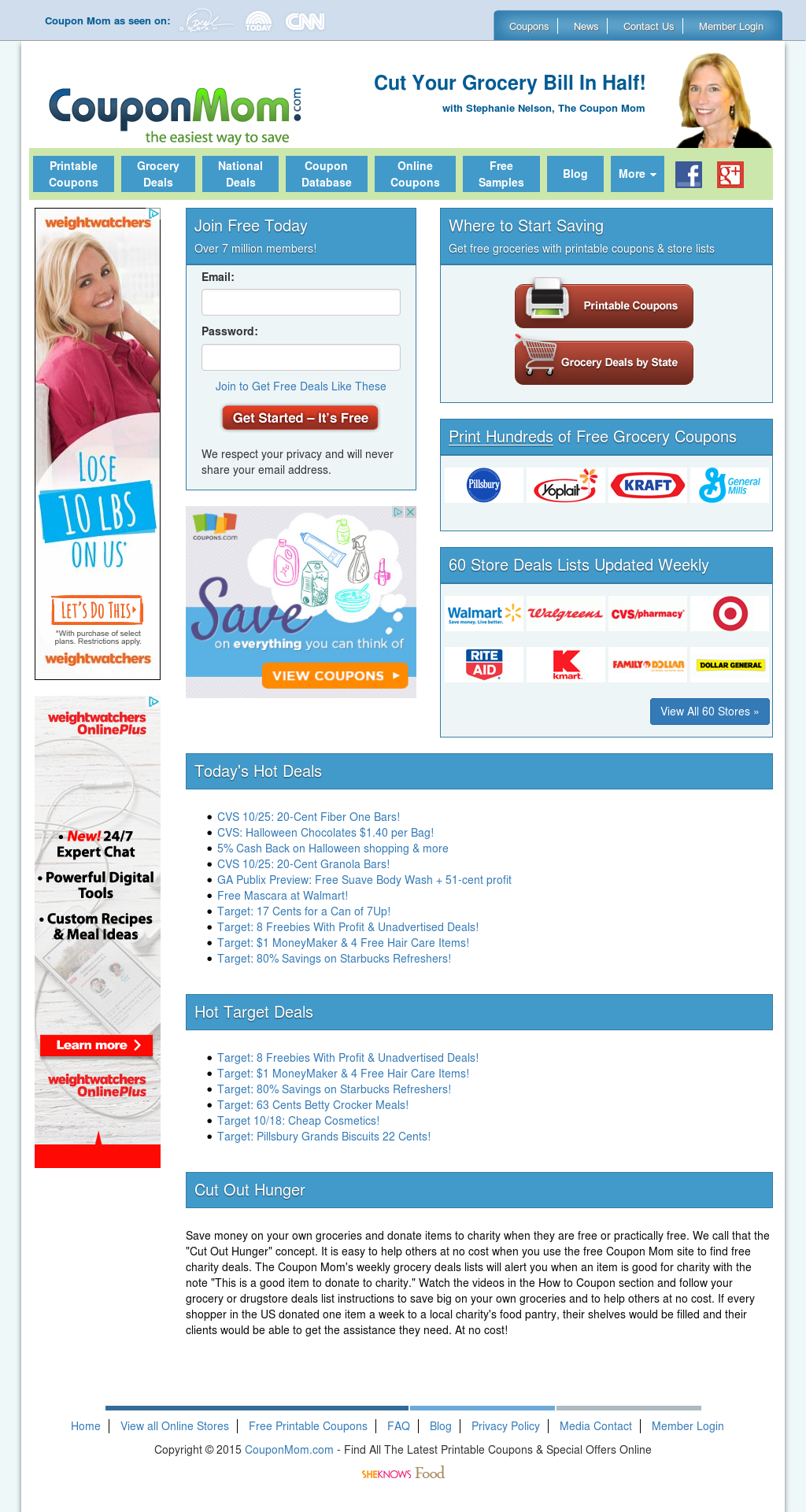 Couponmom S Competitors Revenue Number Of Employees Funding Acquisitions News Owler Company Profile