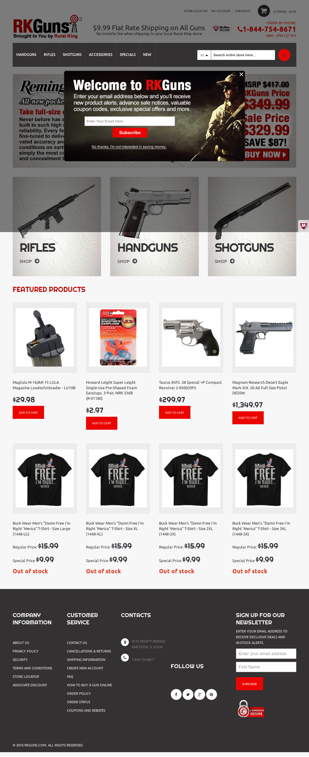 Rk Guns Competitors, Revenue and Employees - Owler Company