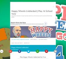happy wheels unblocked website history