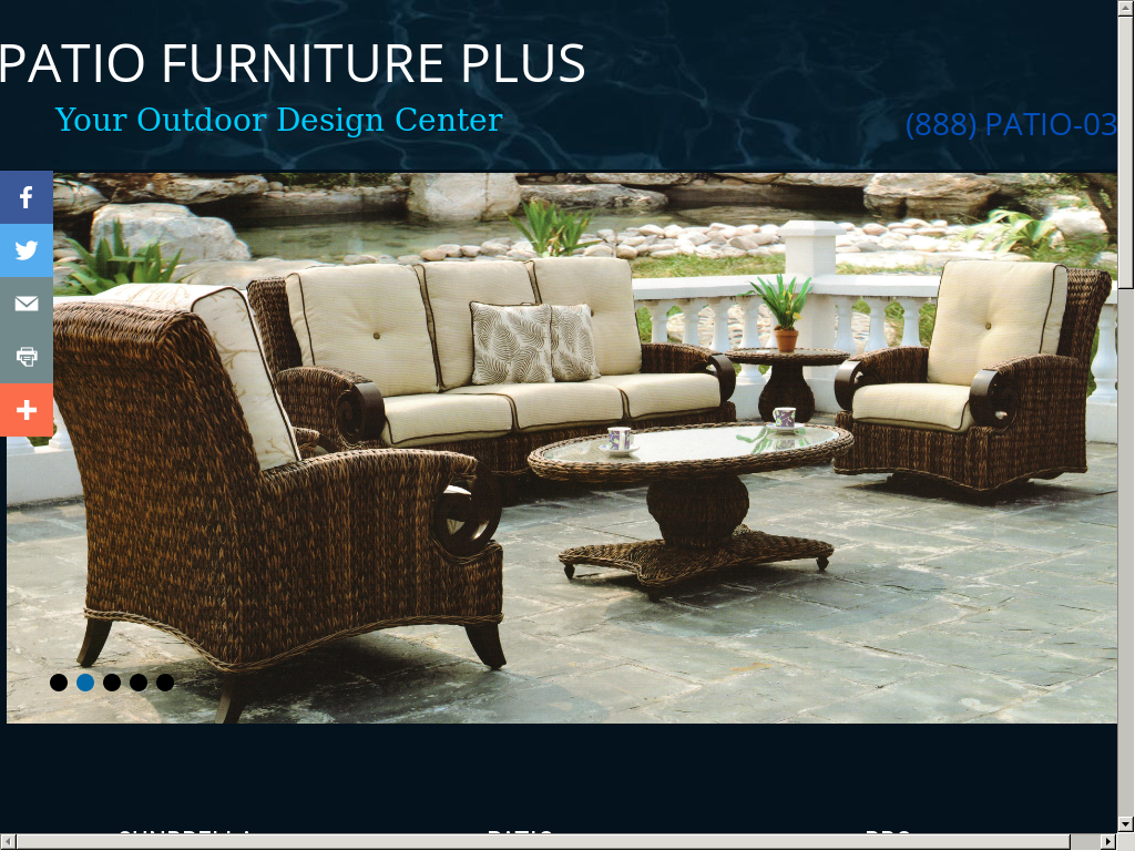 Patio furniture plus competitors revenue and employees owler company profile