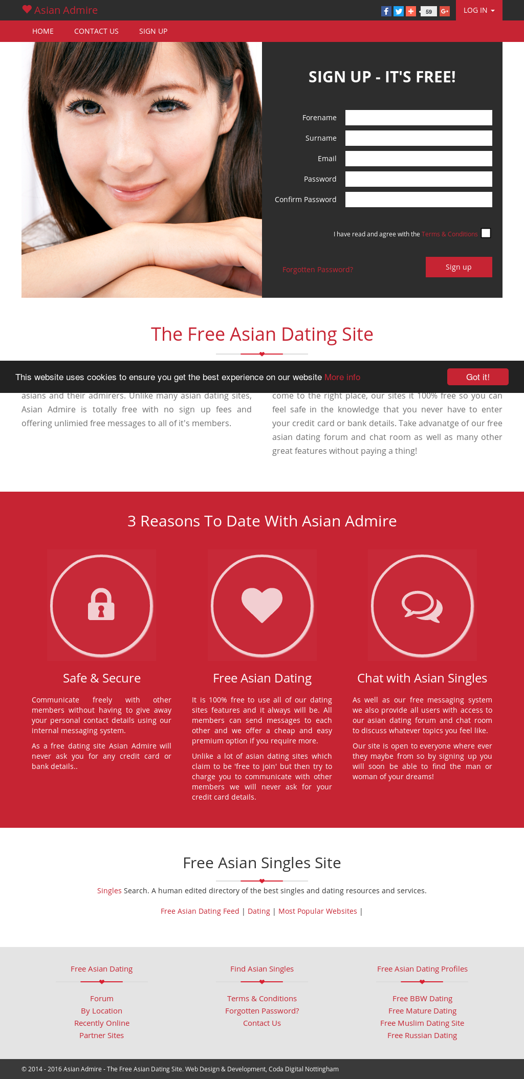 free dating website with free messaging