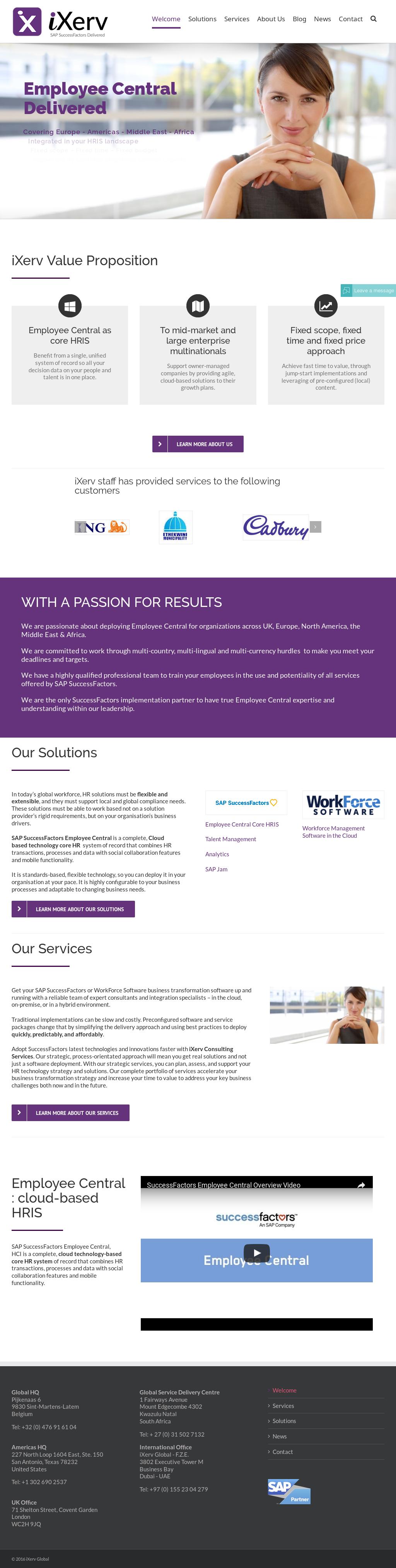 iXerv Competitors, Revenue and Employees - Owler Company Profile