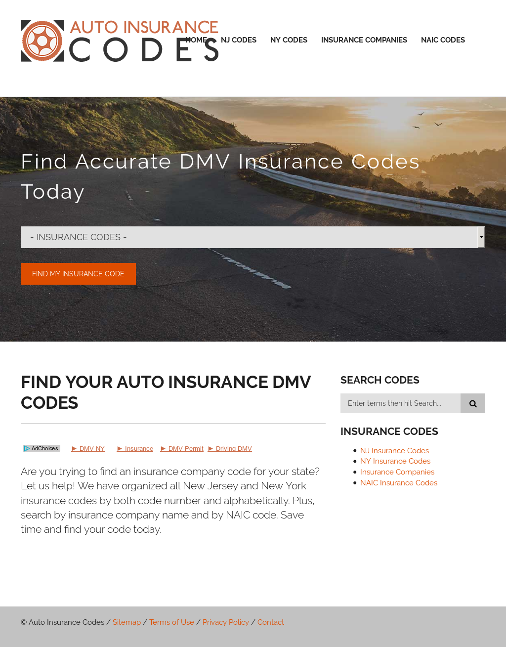 Ny Insurance Codes >> Auto Insurance Codes Competitors Revenue And Employees Owler