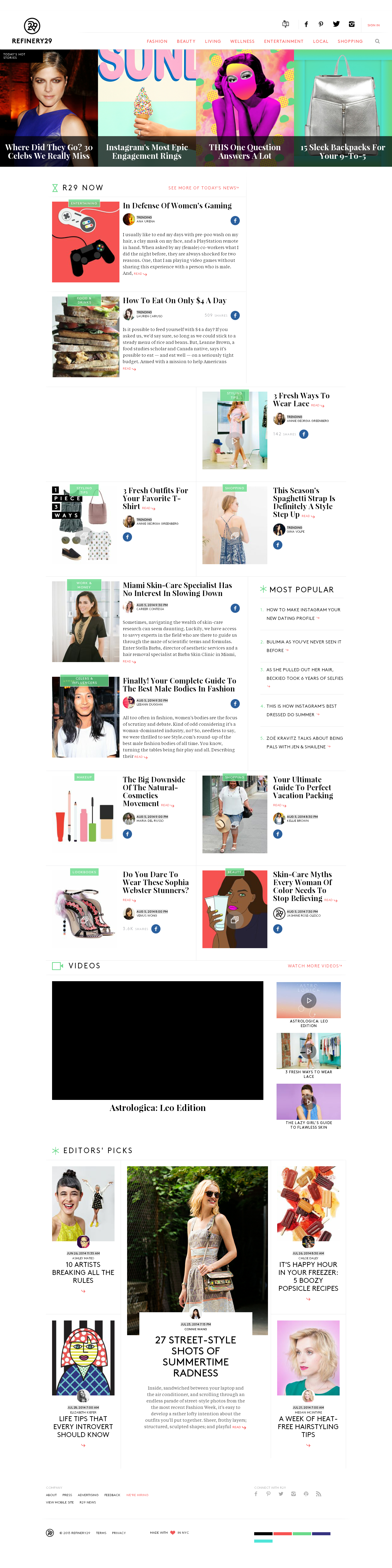 Refinery29 Company Profile - Revenue, Number of Employees ...