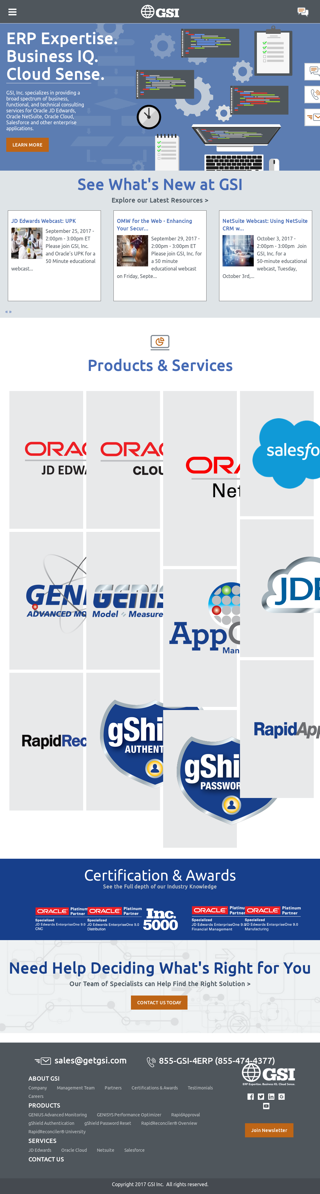 GSI Competitors, Revenue and Employees - Owler Company Profile
