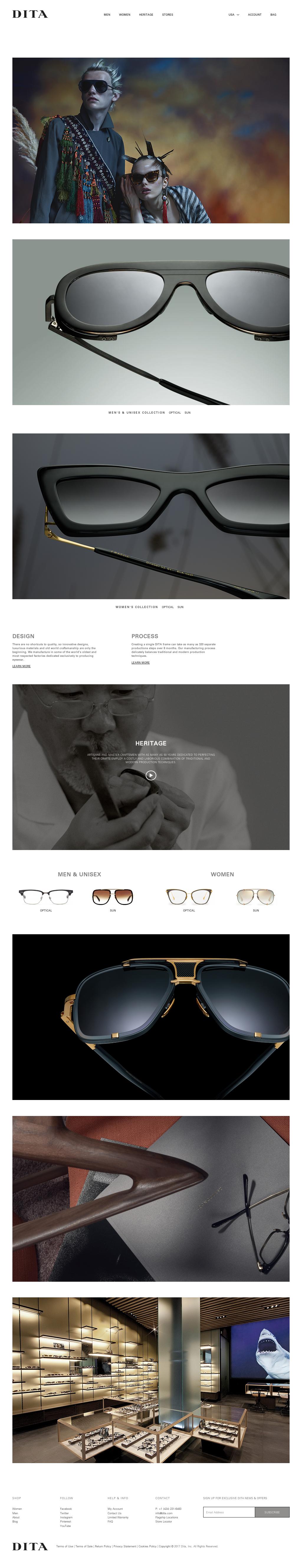 f54995e469 Dita Eyewear Competitors