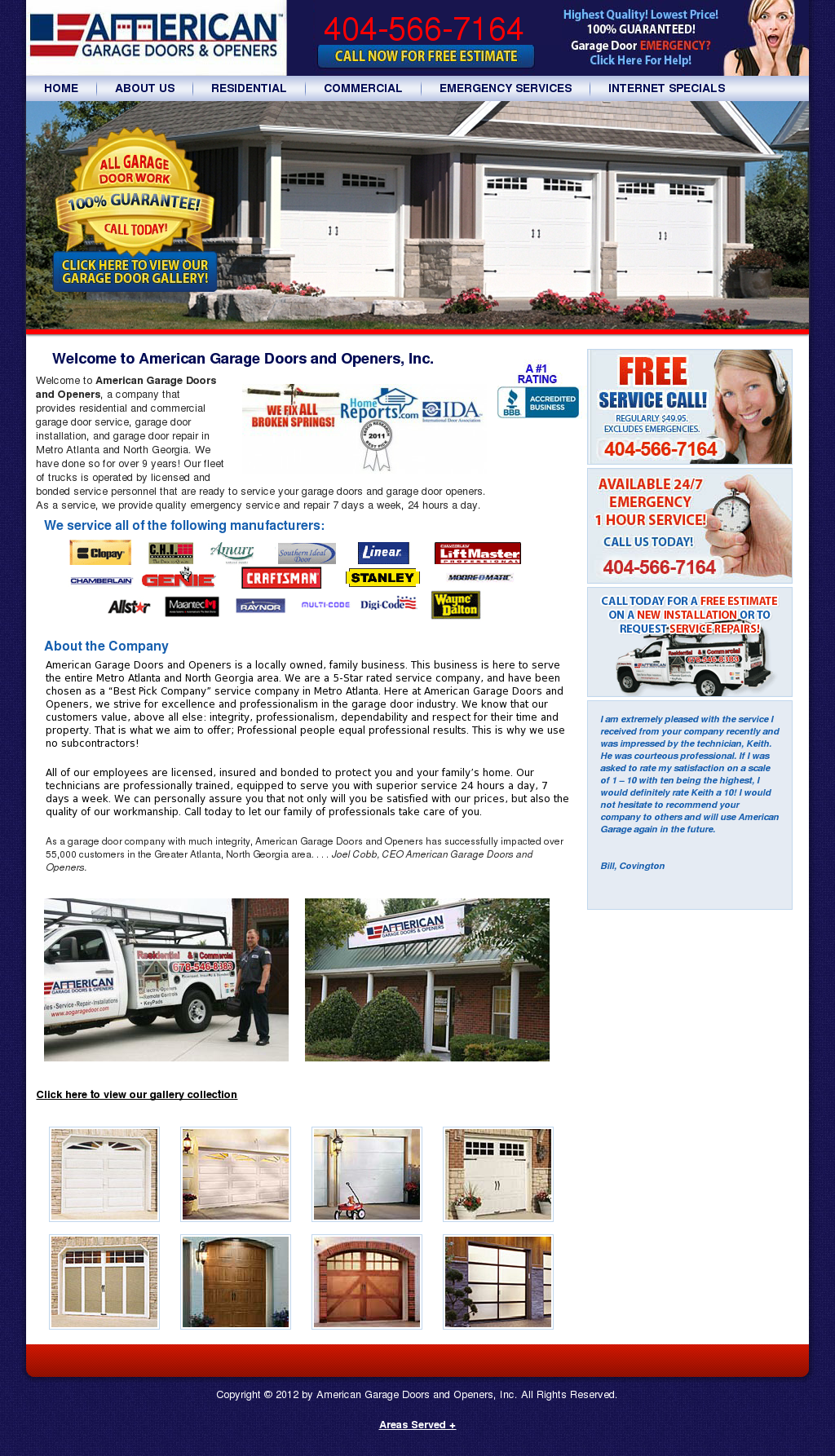 American Garage Doors And Openers Competitors, Revenue And Employees    Owler Company Profile