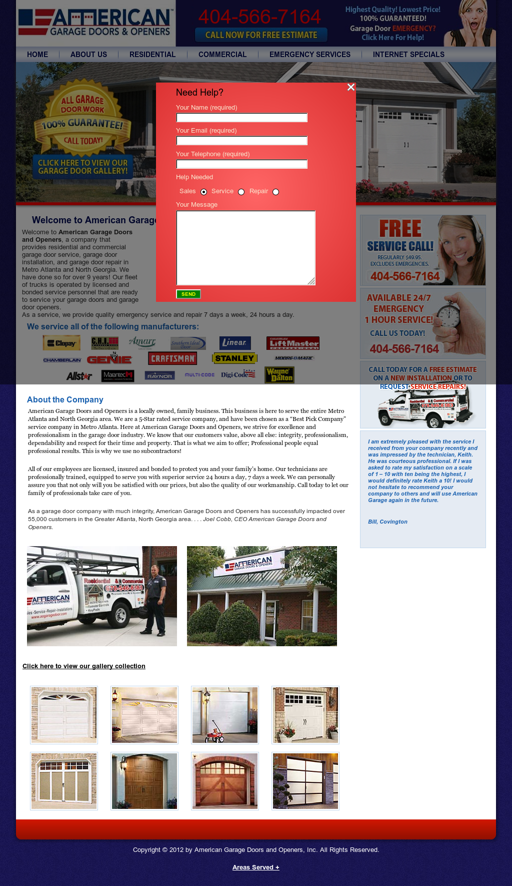 American Garage Doors And Openers Competitors Revenue And Employees