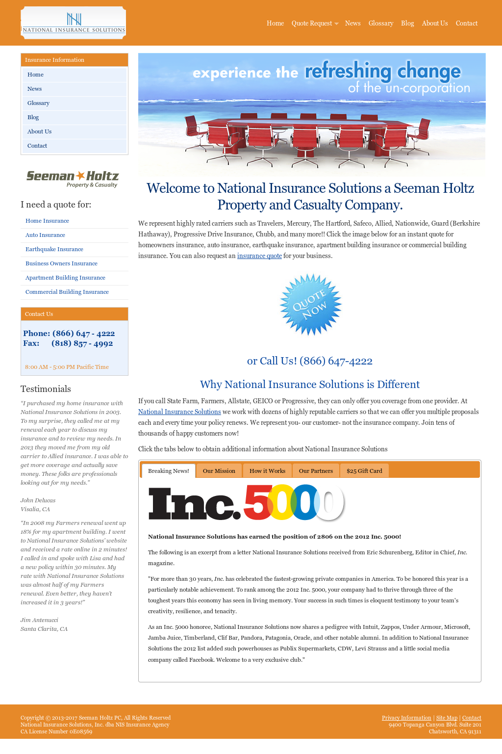 new arrival 81038 4b3aa Nat Ins Competitors, Revenue and Employees - Owler Company Profile