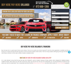 Buy Here Pay Here Orlando >> Buy Here Pay Here Orlando Competitors Revenue And Employees