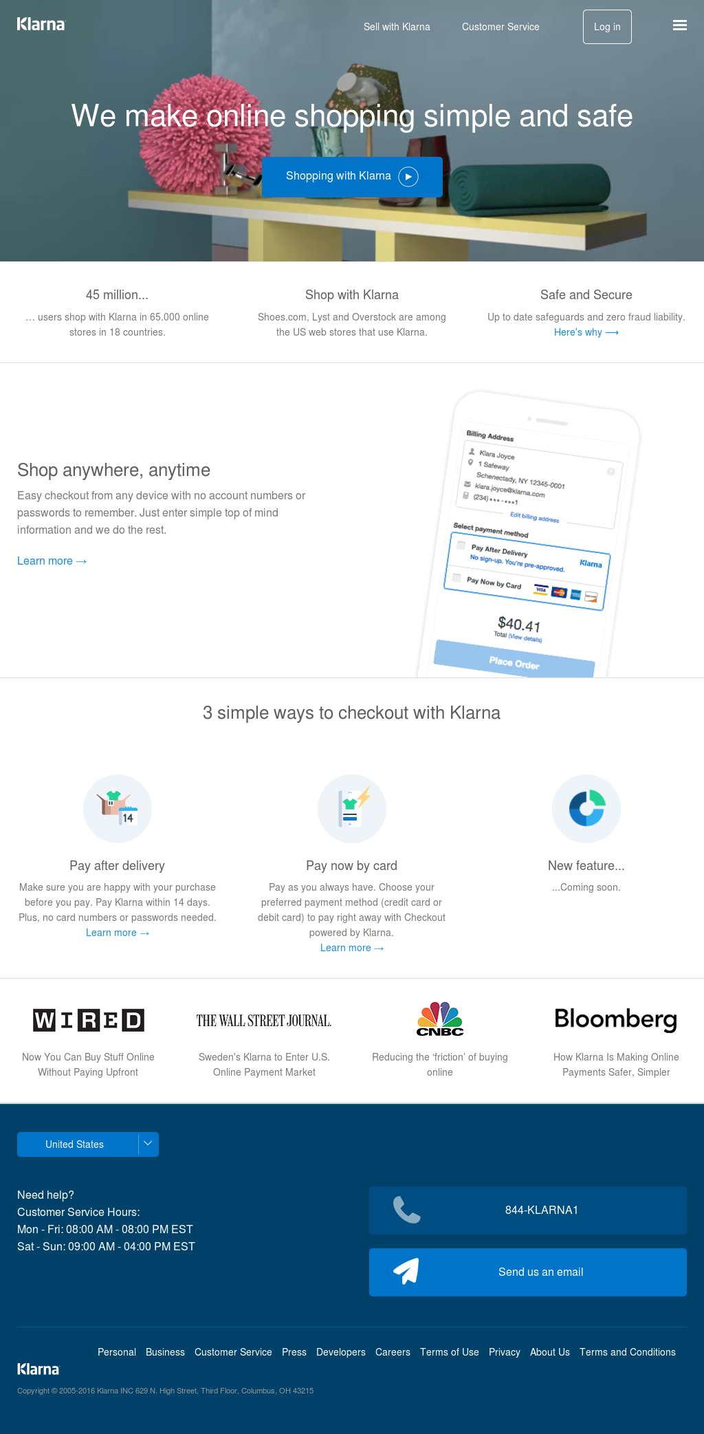 Klarna Competitors, Revenue and Employees - Owler Company