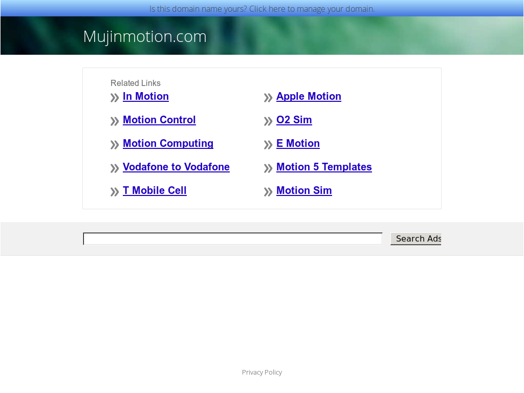 Muj In Motion Competitors, Revenue and Employees - Owler