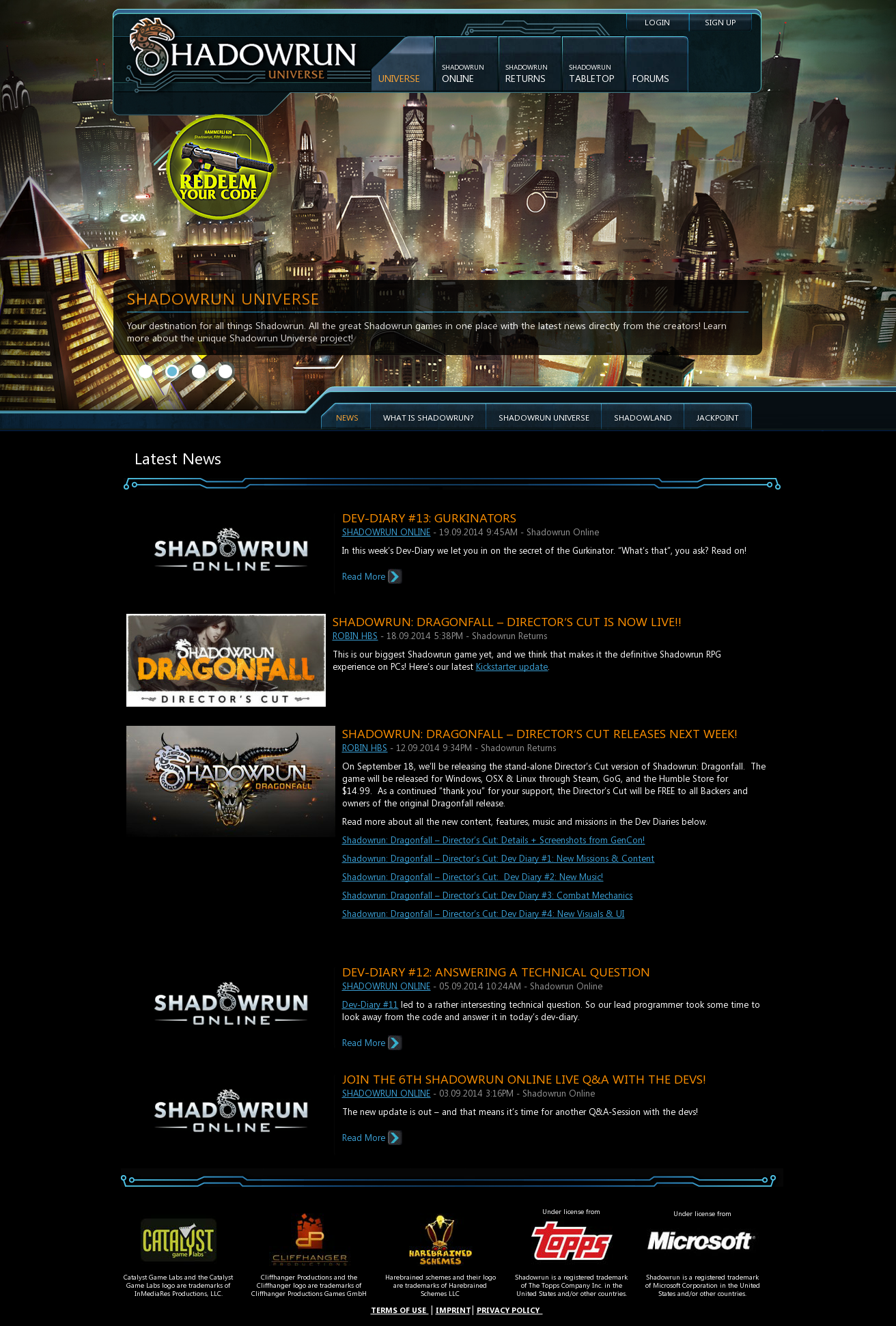 Shadowrun Competitors, Revenue and Employees - Owler Company