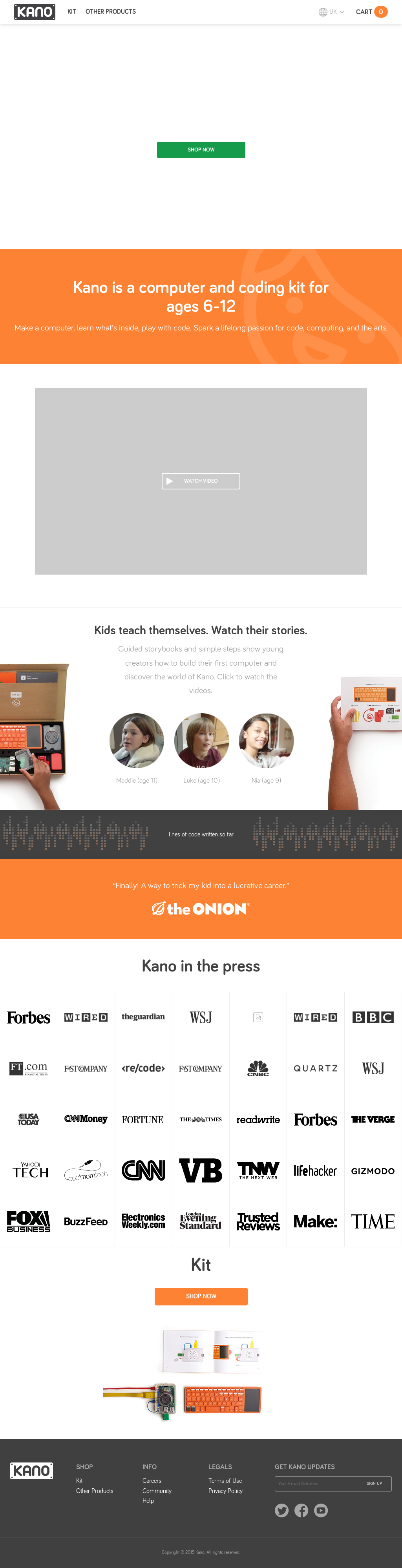 Kano Competitors, Revenue and Employees Owler Company Profile