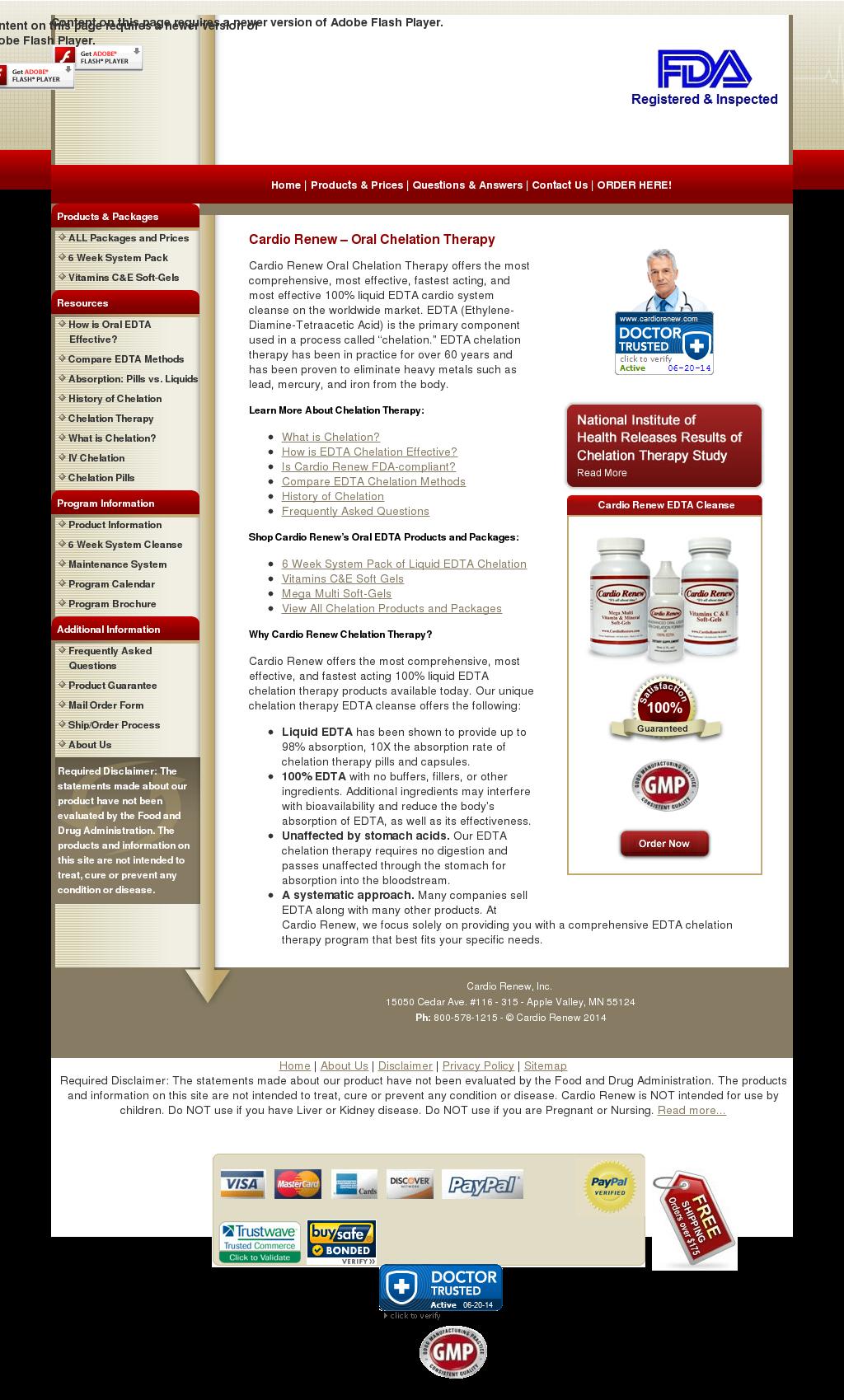 Cardio Renew Competitors, Revenue and Employees - Owler