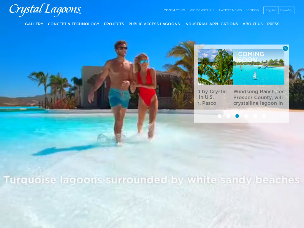Crystal Lagoons Competitors, Revenue and Employees - Owler Company
