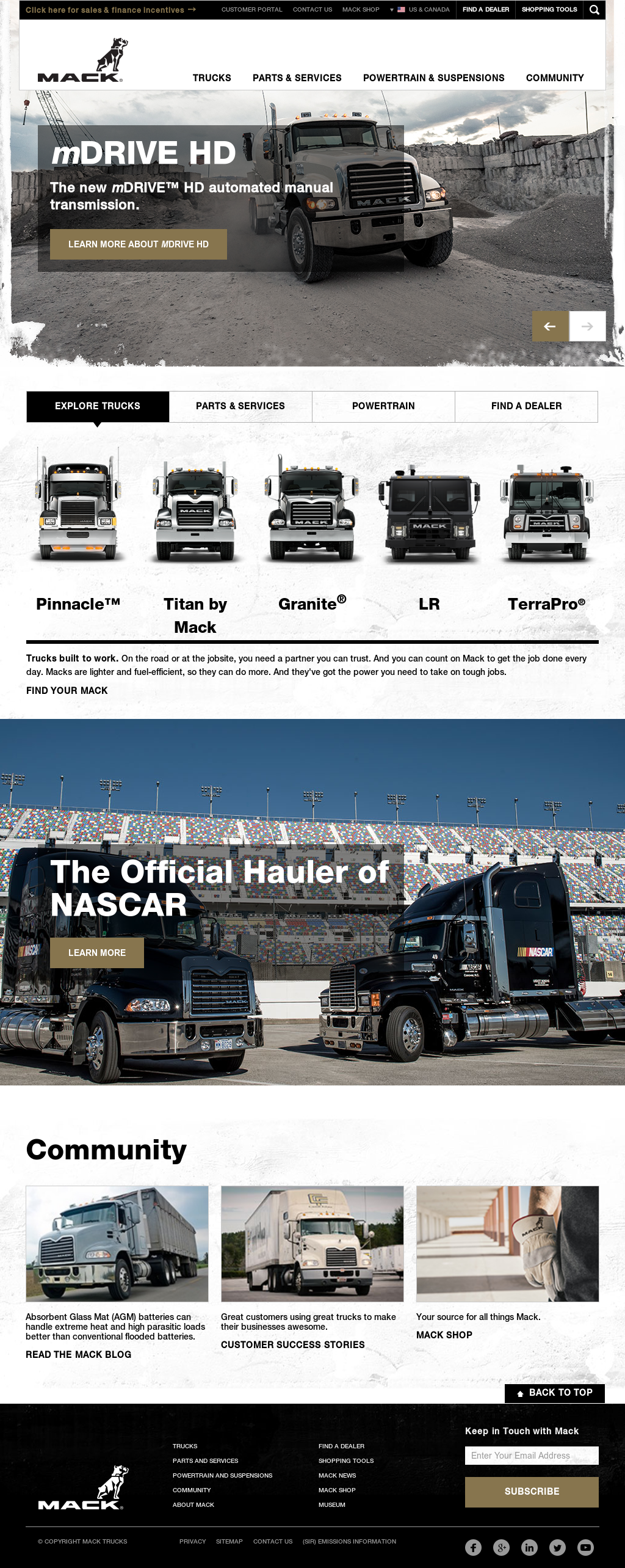 Mack Competitors, Revenue and Employees - Owler Company Profile
