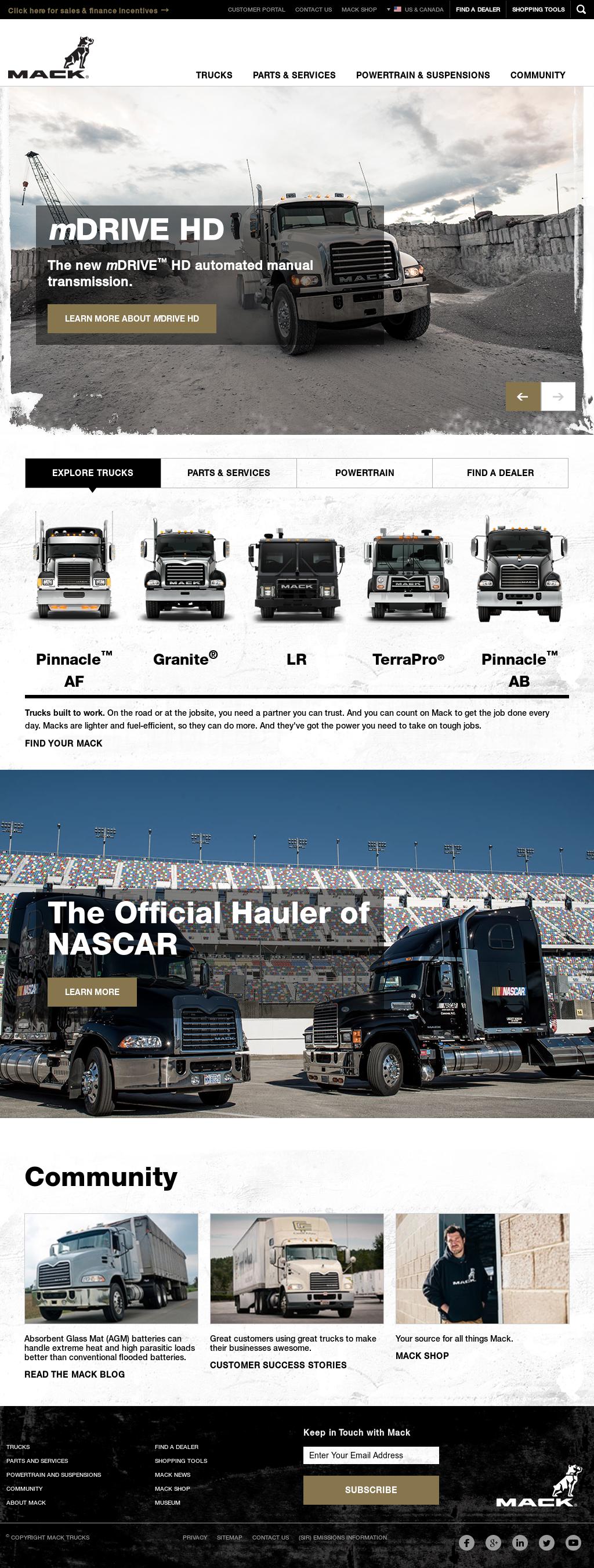 Mack Trucks petitors Revenue and Employees Owler pany Profile