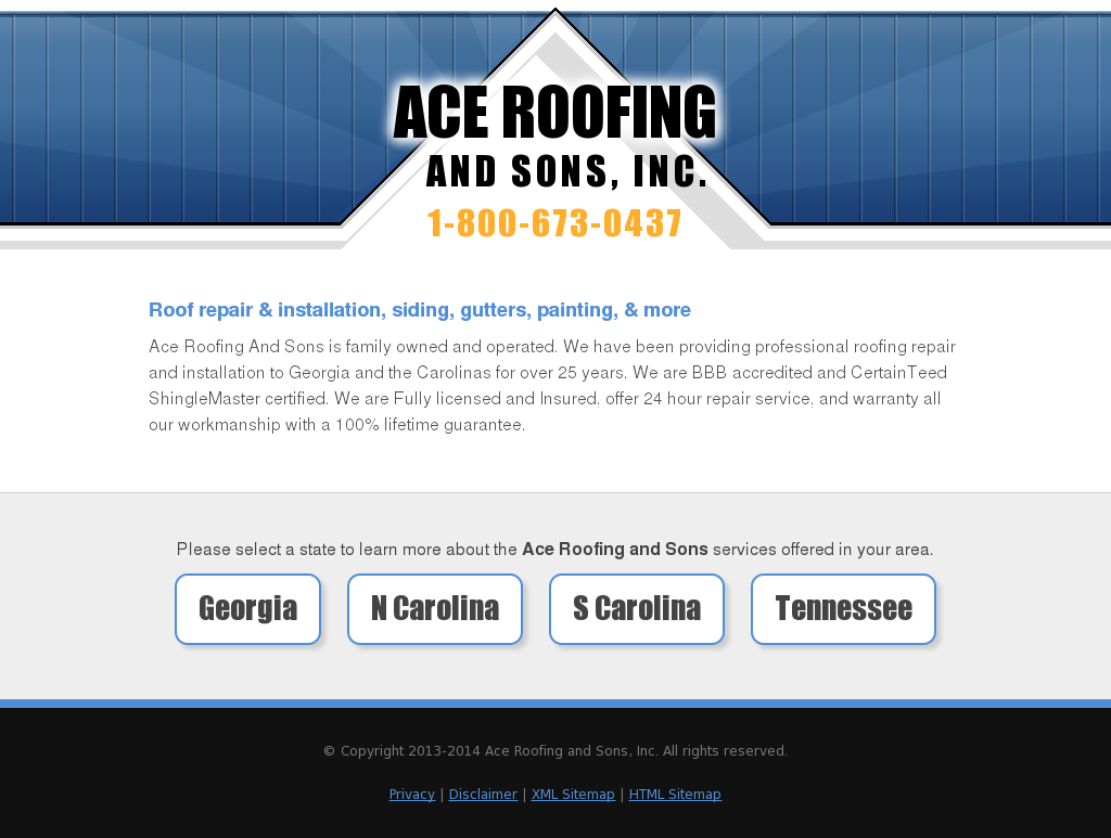 ace roofing and sons competitors revenue and employees owler