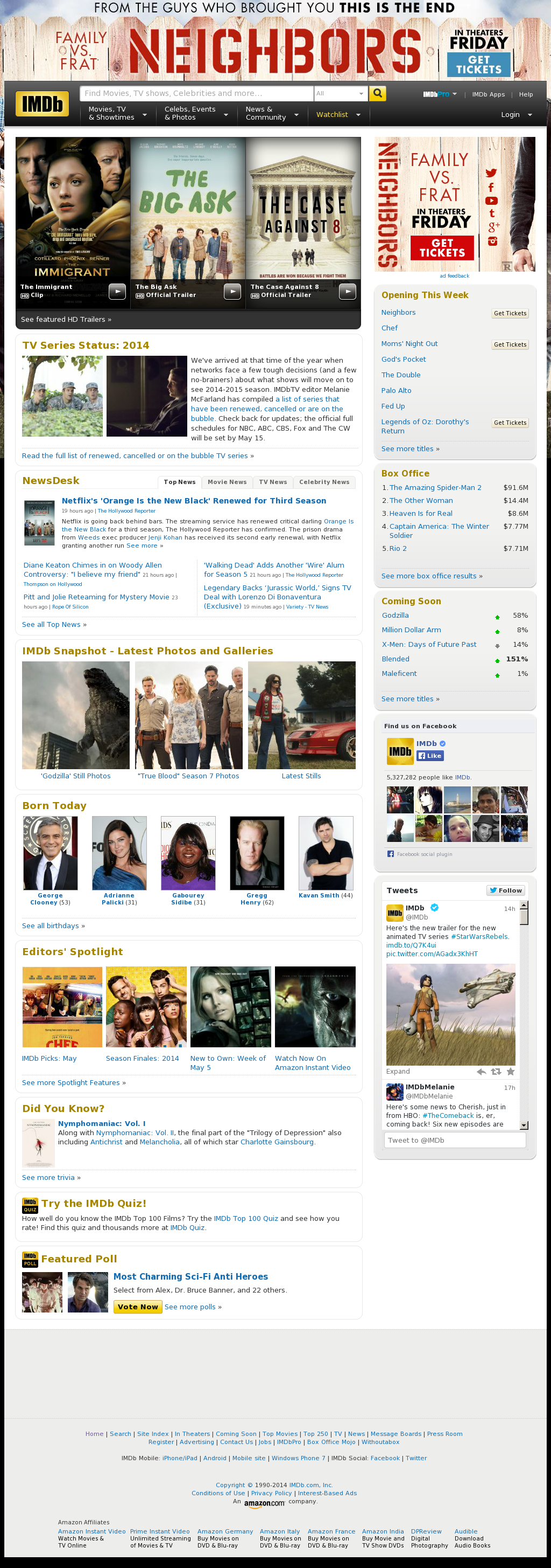 IMDb Competitors, Revenue and Employees - Owler Company Profile
