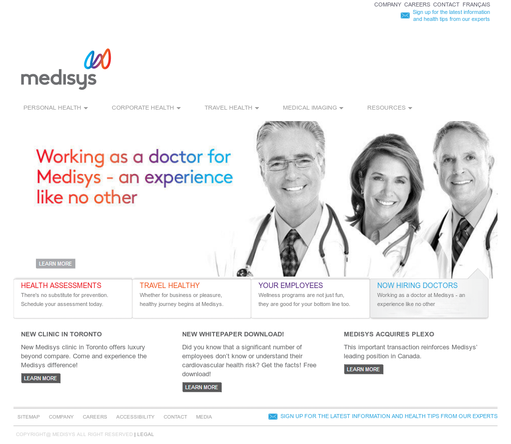 Medisys Competitors, Revenue and Employees - Owler Company