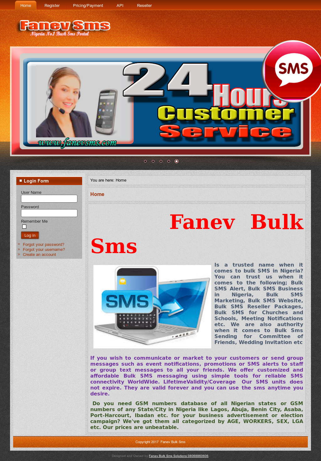 Fanev Bulk Sms Competitors, Revenue and Employees - Owler